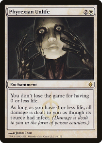 Phyrexian Unlife image