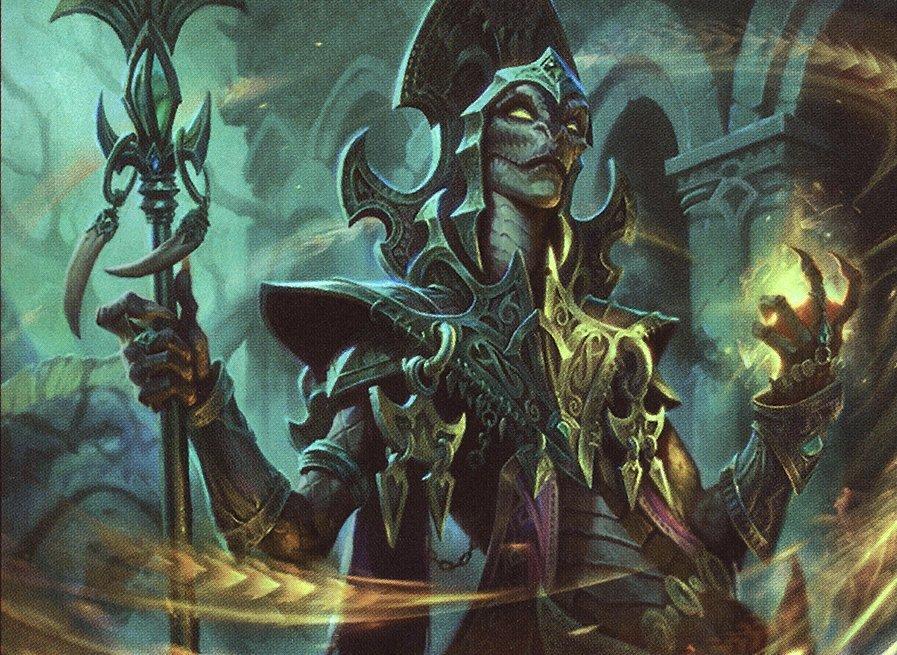 Kadena, Slinking Sorcerer image