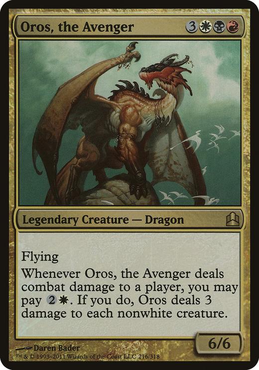 Oros, the Avenger image