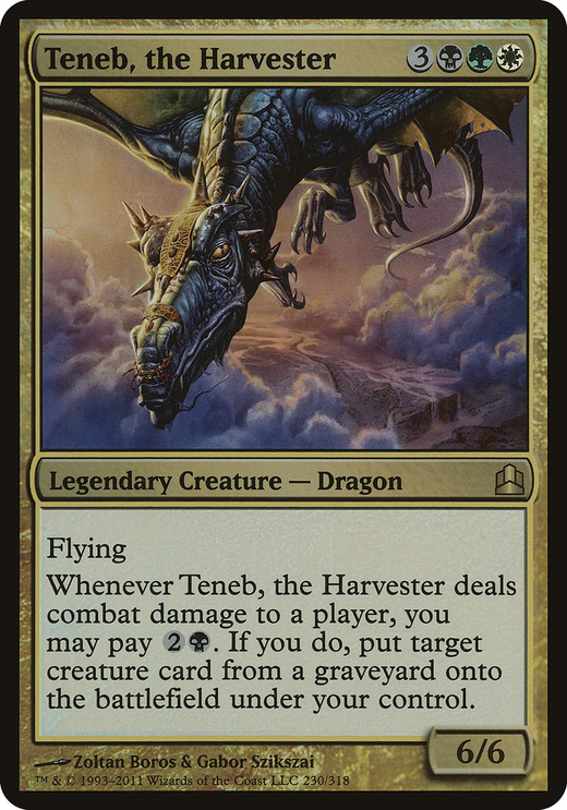 Teneb, the Harvester image