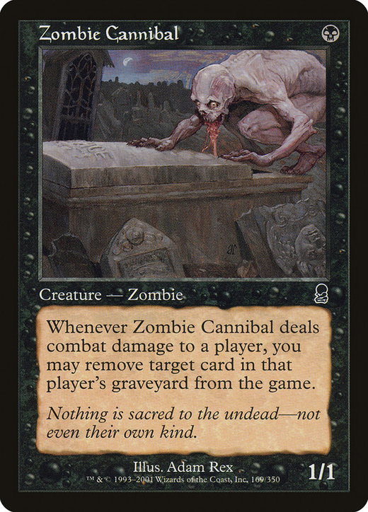 Zombie Cannibal image