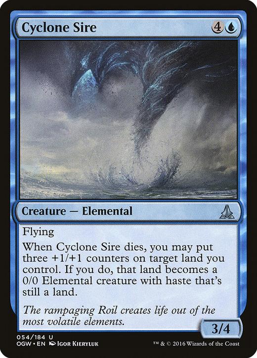 Cyclone Sire image