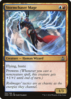 Stormchaser Mage image