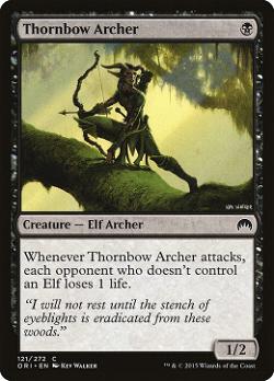 Thornbow Archer image