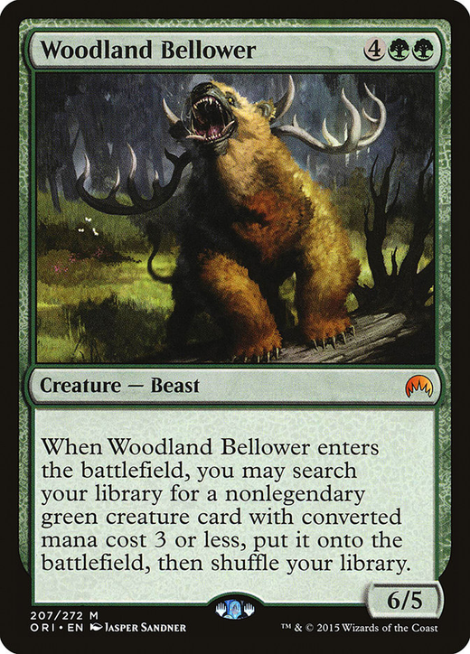 Woodland Bellower image