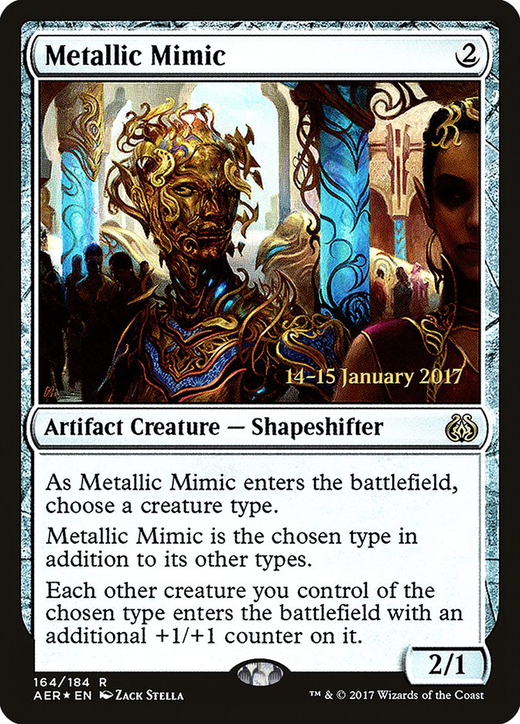 Metallic Mimic image