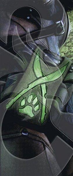 Mono-Green Stompy image