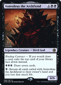 Asmodeus the Archfiend image