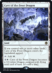 Cave of the Frost Dragon image