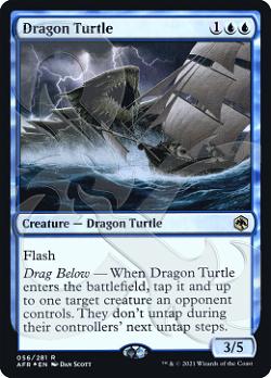 Dragon Turtle image