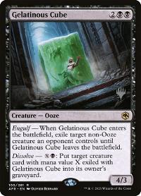Gelatinous Cube image