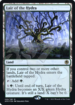 Lair of the Hydra image