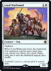Loyal Warhound image