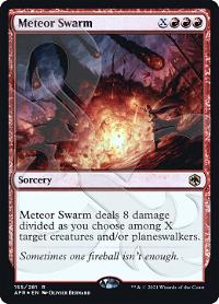 Meteor Swarm image