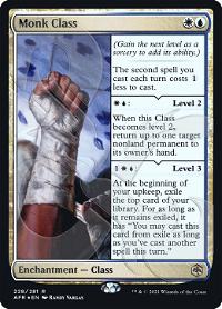 Monk Class image