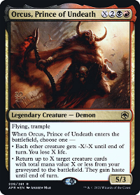 Orcus, Prince of Undeath image