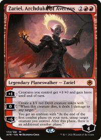 Zariel, Archduke of Avernus image
