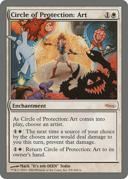 Circle of Protection: Art image