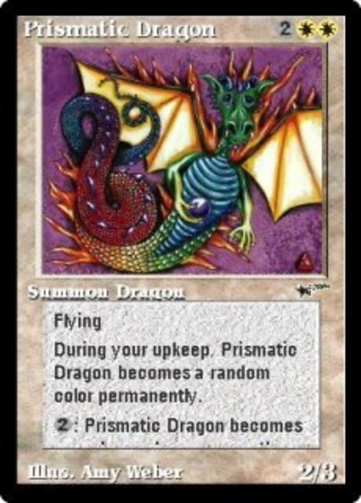 Prismatic Dragon image