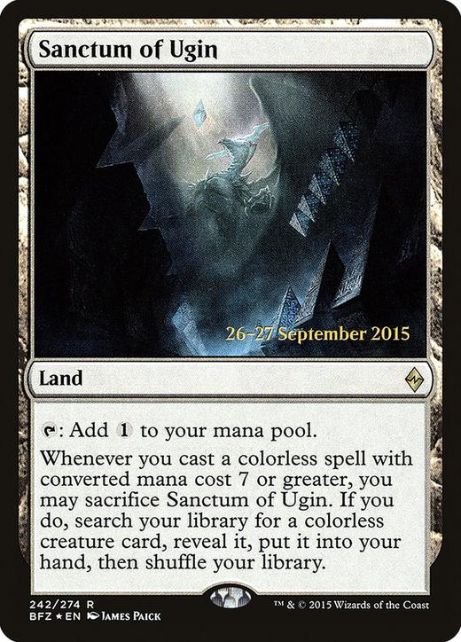 Sanctum of Ugin image