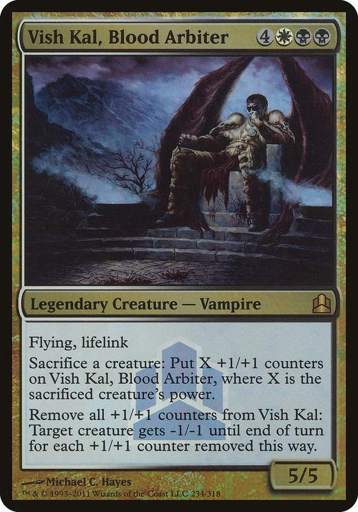 Vish Kal, Blood Arbiter image