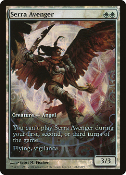 Serra Avenger image
