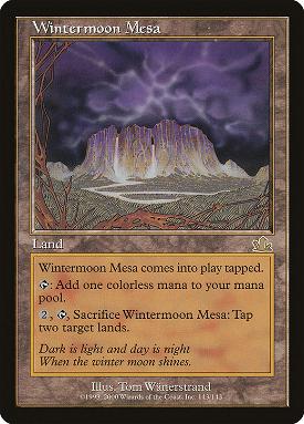 Wintermoon Mesa image