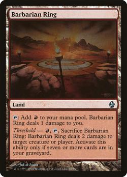 Barbarian Ring image