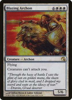 Blazing Archon image