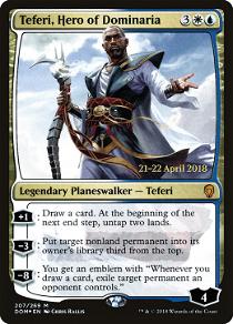 Teferi, Hero of Dominaria image