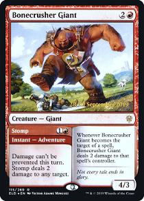 Bonecrusher Giant // Stomp image