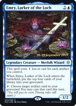 Emry, Lurker of the Loch image