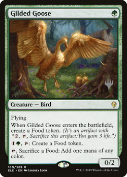 Gilded Goose image