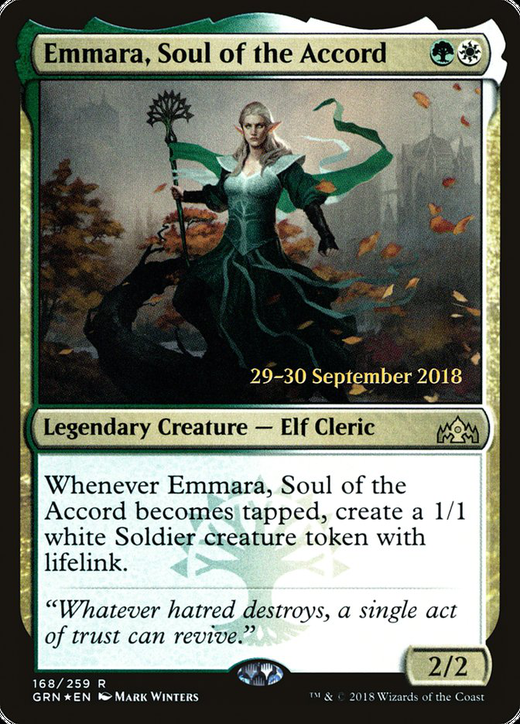 Emmara, Soul of the Accord image