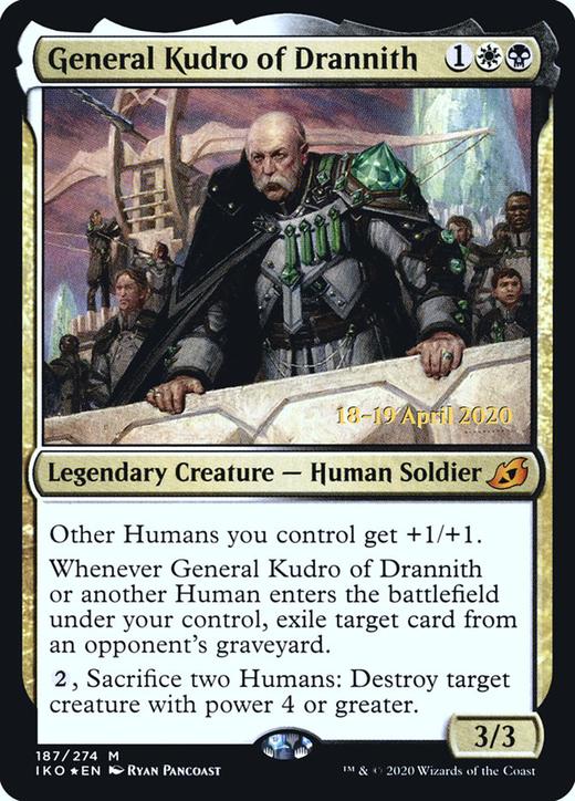 General Kudro of Drannith image