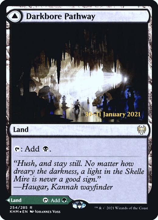 Darkbore Pathway // Slitherbore Pathway image
