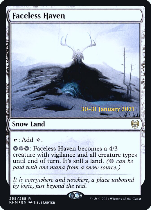 Faceless Haven image