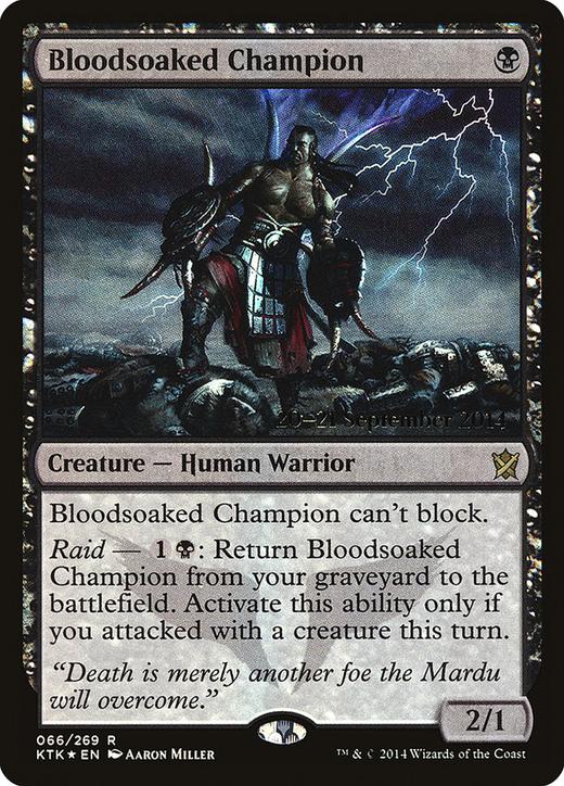 Bloodsoaked Champion image