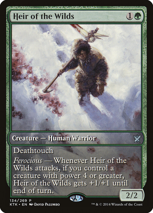 Heir of the Wilds image