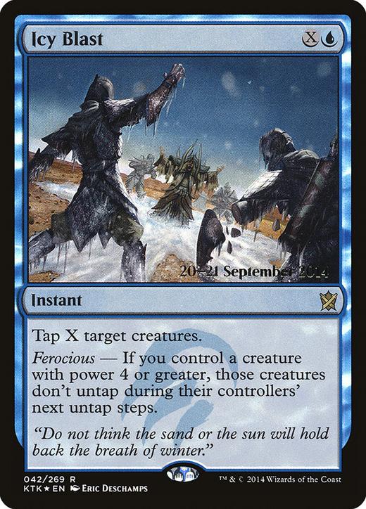 Icy Blast image