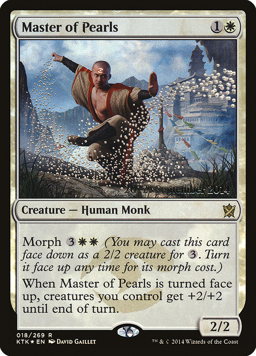 Master of Pearls image