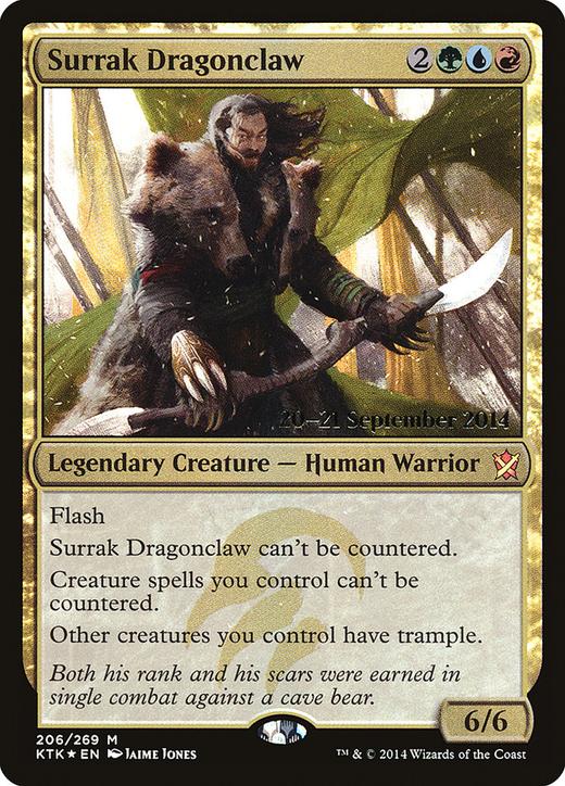 Surrak Dragonclaw image