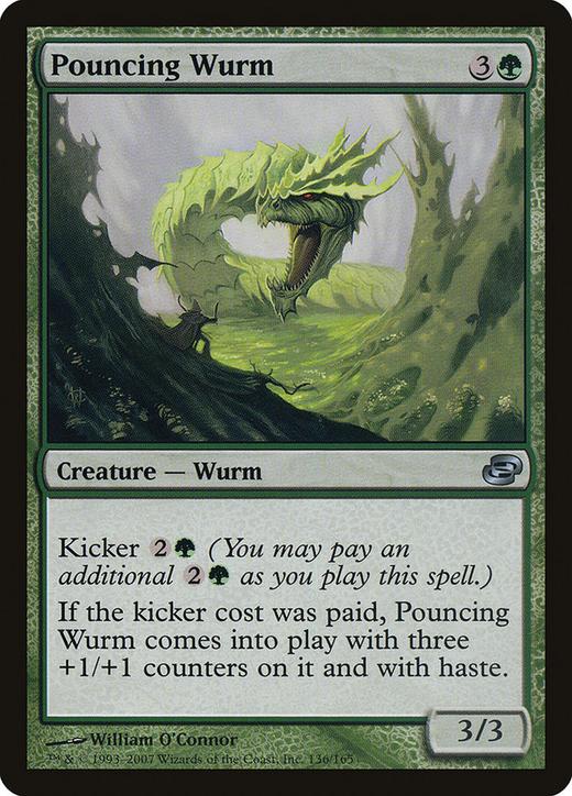 Pouncing Wurm image