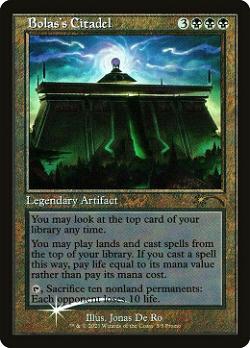 Bolas's Citadel image