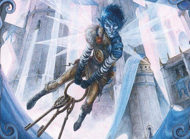 Blue-Green Tron image