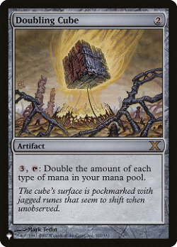 Doubling Cube image