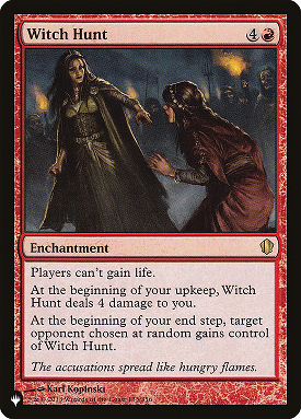 Witch Hunt image