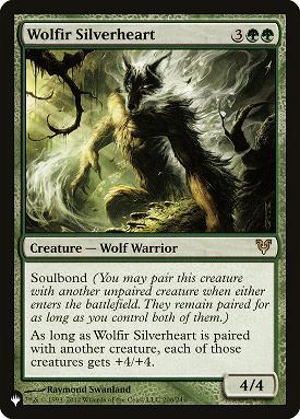 Wolfir Silverheart image