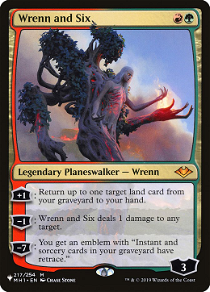 Wrenn and Six image