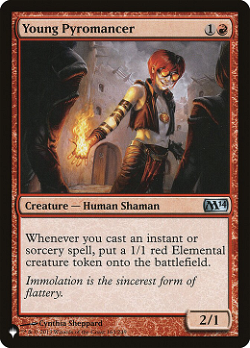 Young Pyromancer image